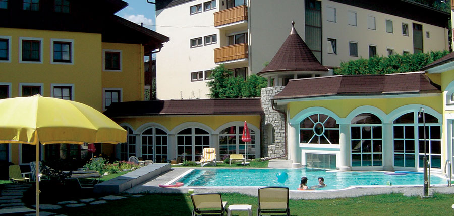 Romantik Hotel, Zell am See, Austria - Outdoor pool.jpg